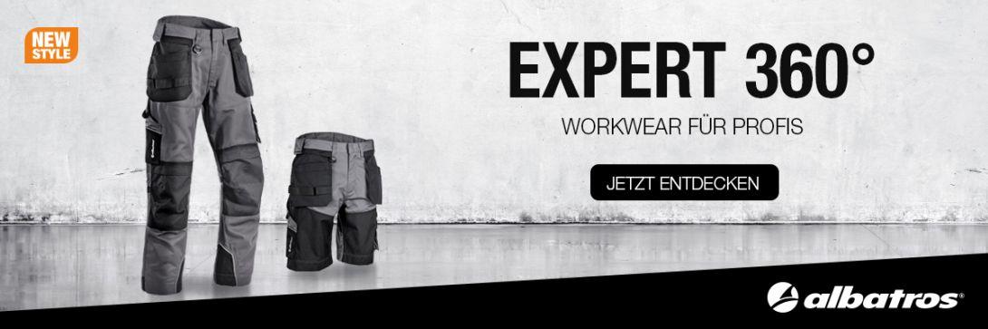 Albatros Workwear für Profis